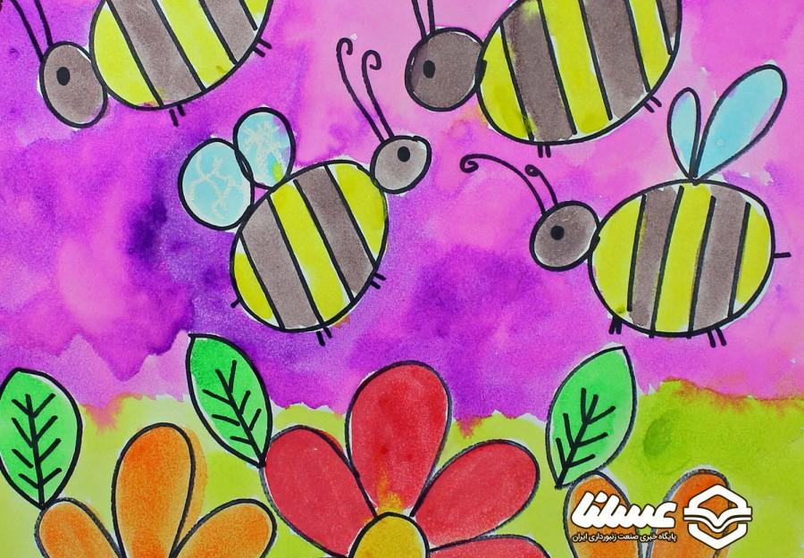 به مناسبت روز جهانی زنبور عسل (30 اردیبهشت)