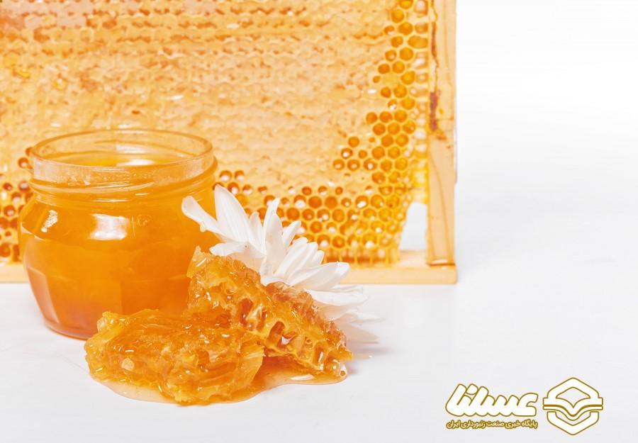 پیشبینی برداشت نزدیک به یکتن عسل بهاری در نهاوند