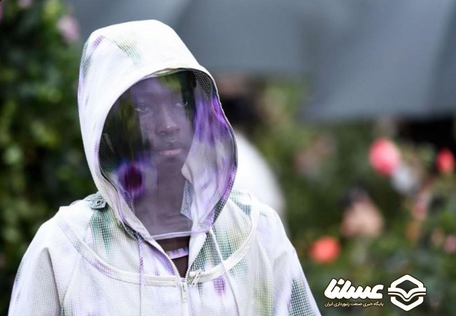 گزارش تصویری هفته مد در پاریس با لباس های زنبورداری