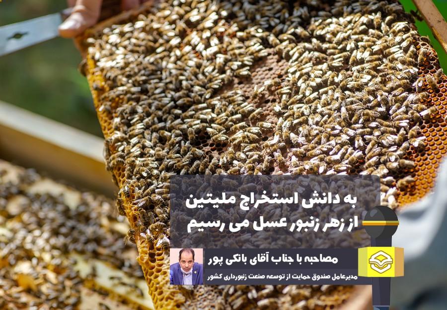 مدیرعامل صندوق حمایت از توسعه صنعت زنبورداری کشور بیان کرد