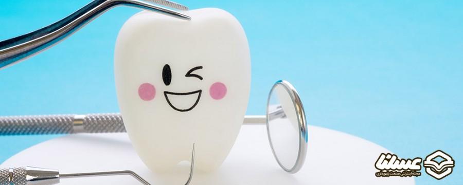سلامت دندان و دهان با بره موم