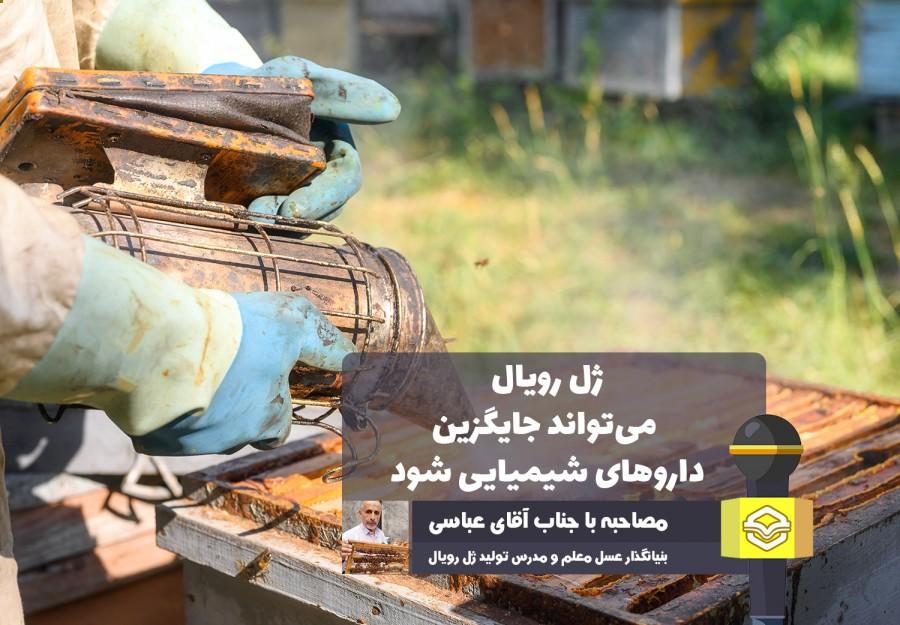 یک مدرس تولید ژل رویال ایرانی در گفتگو با عسلنا مطرح کرد