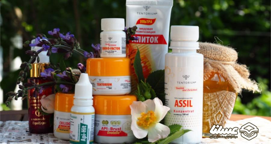 محصولات تنتوریم