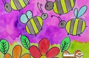 مسابقه نقاشی و کاردستی کودکان با موضوع زنبورعسل برگزار میشود