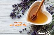 برگه آزمایش عسل؛ آیا لازم است در هنگام خرید عسل به این برگه توجه کنیم؟