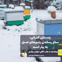 الزامات و اصول زمستان گذرانی سالم کلنیهای زنبورعسل | قسمت اول