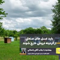 زنبورداری، صنعتی فراموش شده در کشور