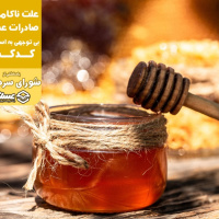 بیتوجهی به فاکتورهای استاندارد «کدکس» و ناکامی صادرات عسل ایران