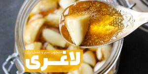 خواص عسل و سیر برای لاغری؛ معجونی از دل طبیعت که رفع کننده چاقی است