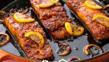 ویدئو: آشپزی با عسل - طرز تهیه ماهی با عسل و لیمو