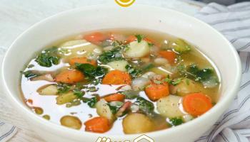 ویدئو: آشپزی با عسل - طرز تهیه سوپ سبزیجات به همراه عسل طبیعی